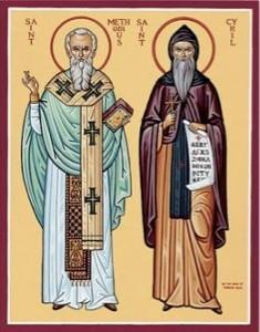 Cyrillus dan Methodius