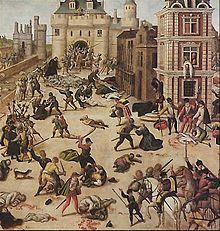 Pembantaian pada Hari Santo Bartolomeus