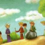 harun bebaskan bangsa israel