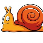 cartoon-snail